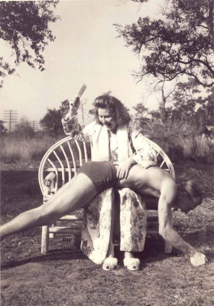 Fuck, vintage spanking movies