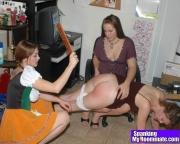 Cock slap rigid east erotic spanking Russia