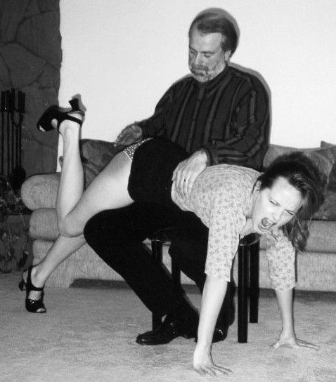 Birthday Spanking For Laura