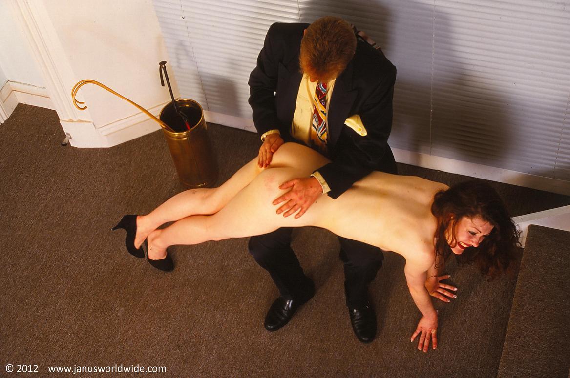 What spanking janus