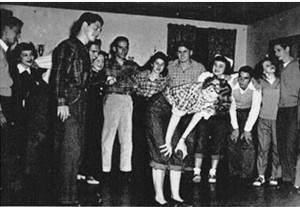 U of Miss 1945