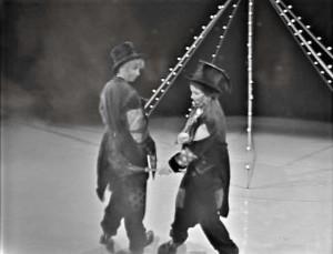 Judy Garland spanking Liza