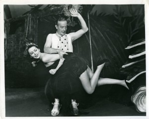 1953 Anne Vernon Roland Culver THE LITTLE HUT