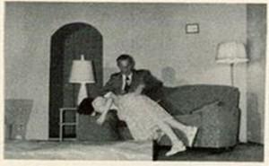 Bob Lorenz . . . Beverly Allart 1951