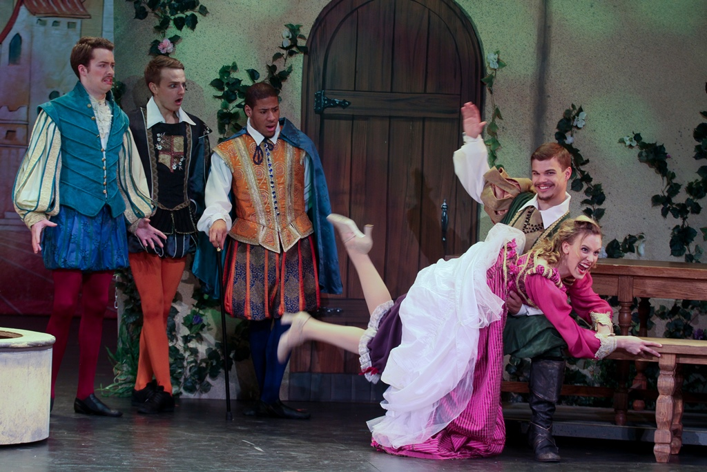 Kiss Me Kate Week Part 2