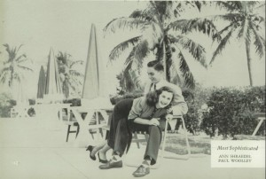1953-Coral Gables,FL.-SENIOR SUPERLATIVE1