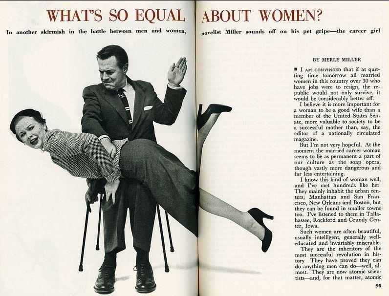 paegant magazine 1953