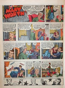 Mary Worth 1948